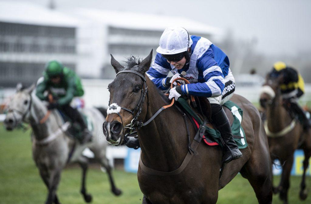 Bryony Frost - jockey