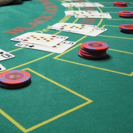 Blackjack board