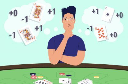 Person counting cards