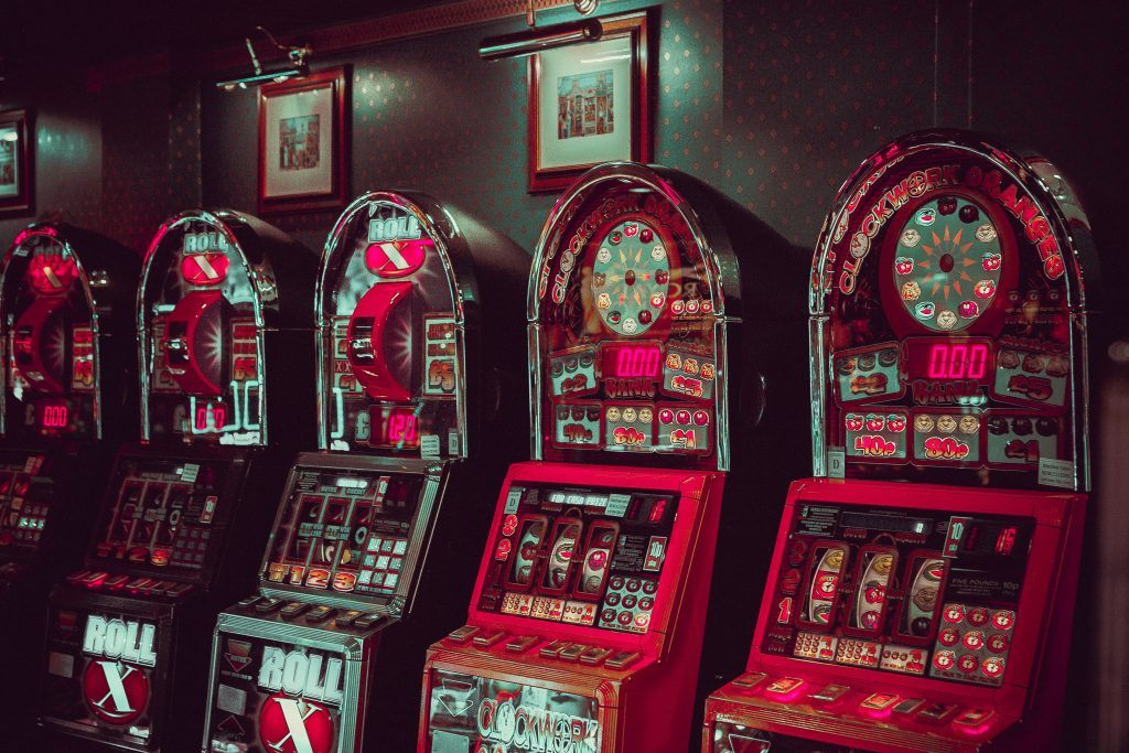 retro slot machines