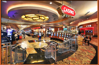 There's a correlation between carefully crafted casino design, and how much you end up gambling (Image:MDA)