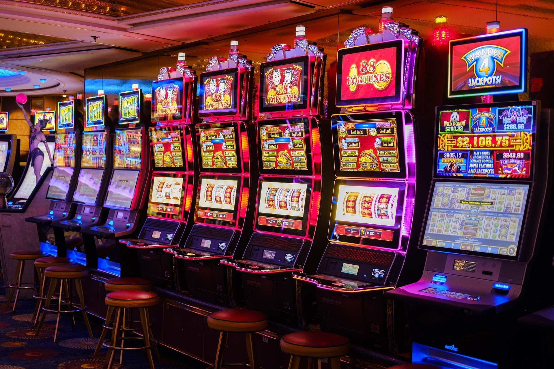 Best Slot Machines