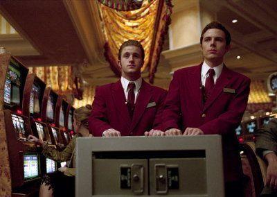 Process Analysis: Casino Money-Handling Process
