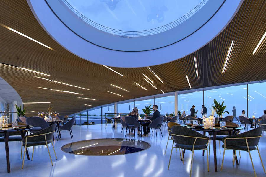 Middelkerke casino - restaurant