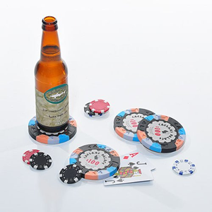 Chip Coasters