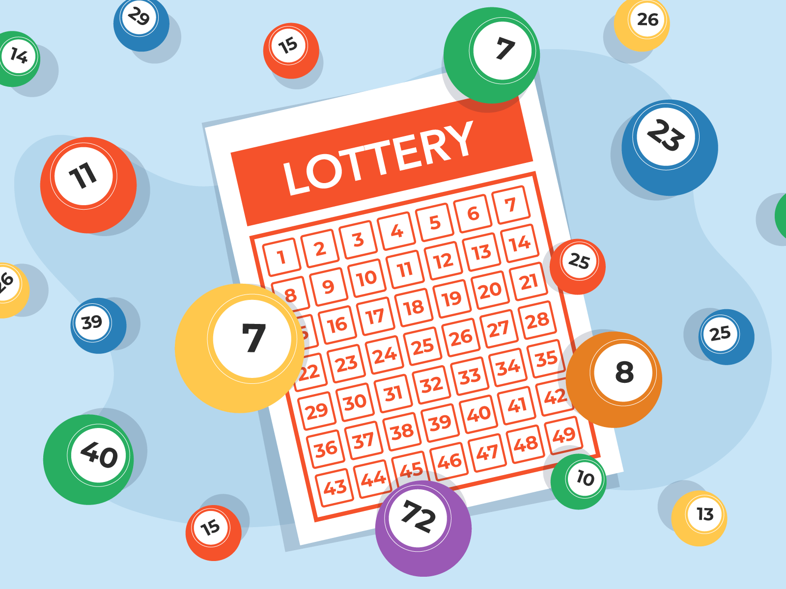 8 Different Ways To Choose Lottery Numbers - Top Tips & Methods