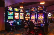 slots on casino floor
