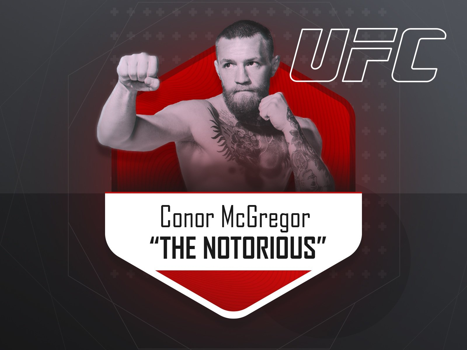 Conor McGregor - UFC fighter