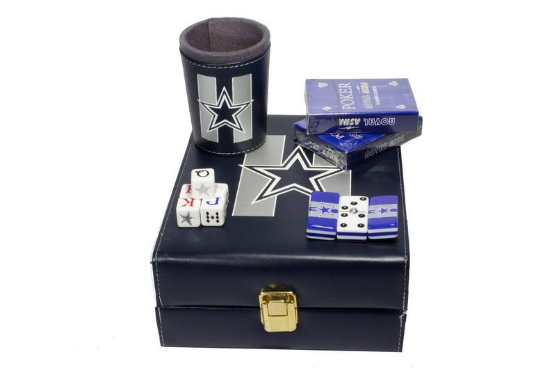 Dallas Cowboys Deluxe Set 3 Games