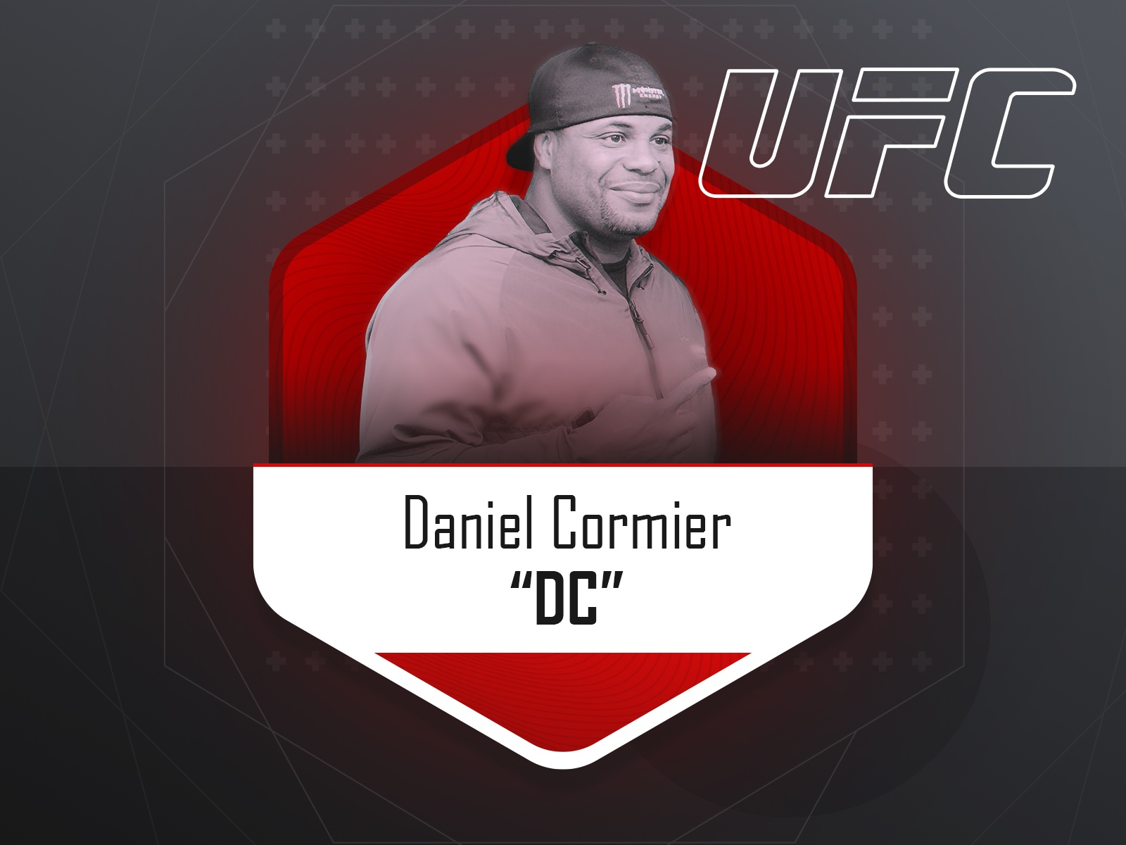 Daniel Cormier - UFC fighter