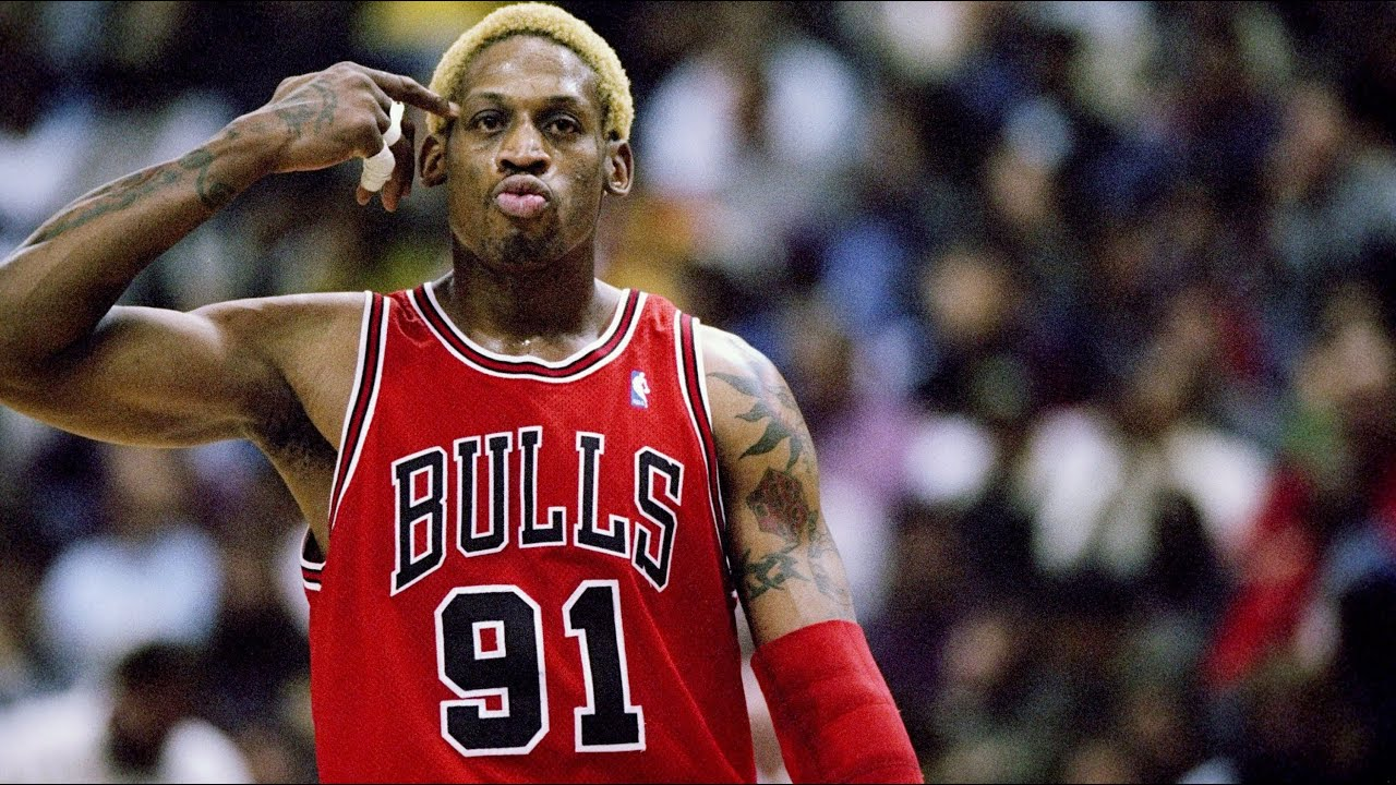 The Most Outrageous Dennis Rodman Stories Ever