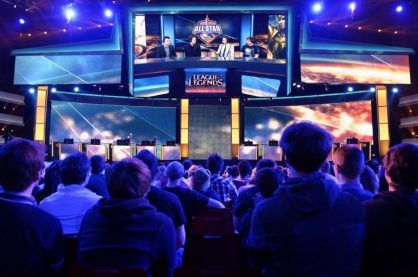 Huge eSports even for League of Legends competitors
