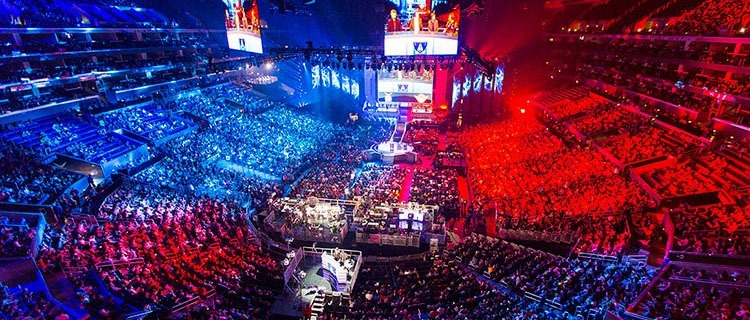 eSports moba for popular video games