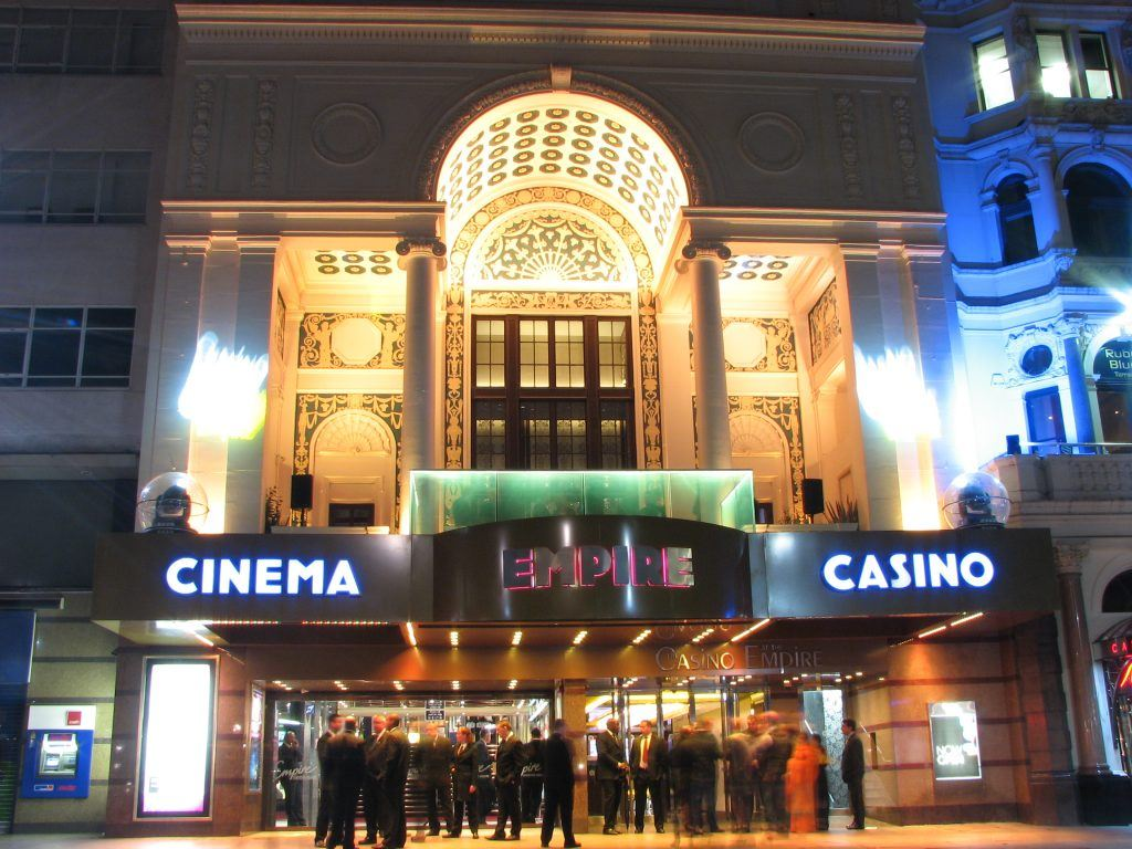 Casino at the Empire, London