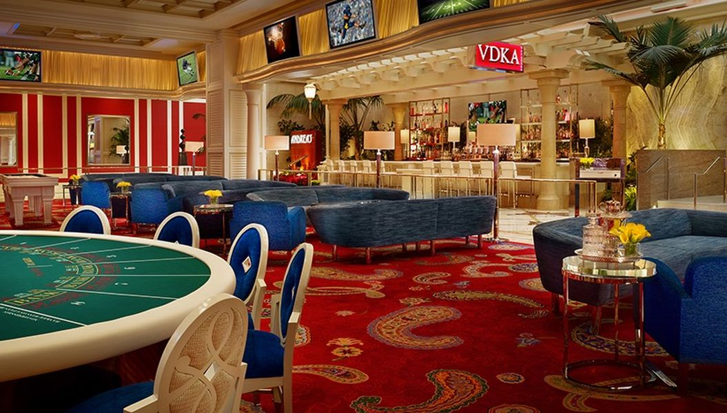 Encore players Lounge at Wynn Las Vegas
