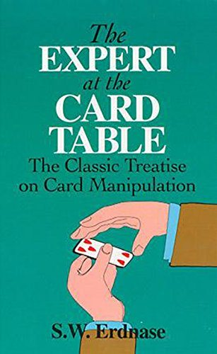 The Expert at the Card Table cover