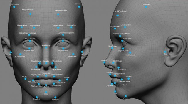 "Facial Recognition"" (Image credit: extremetech.com)"