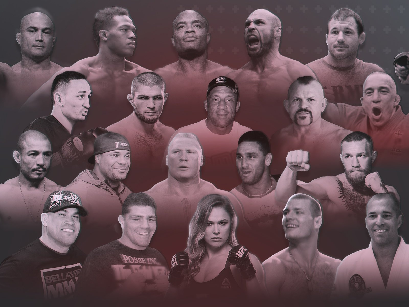 How Many of The 20 Most Famous UFC Fighters Do You Recognize?
