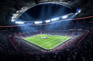 Image: Allianz Arena in FIFA 19