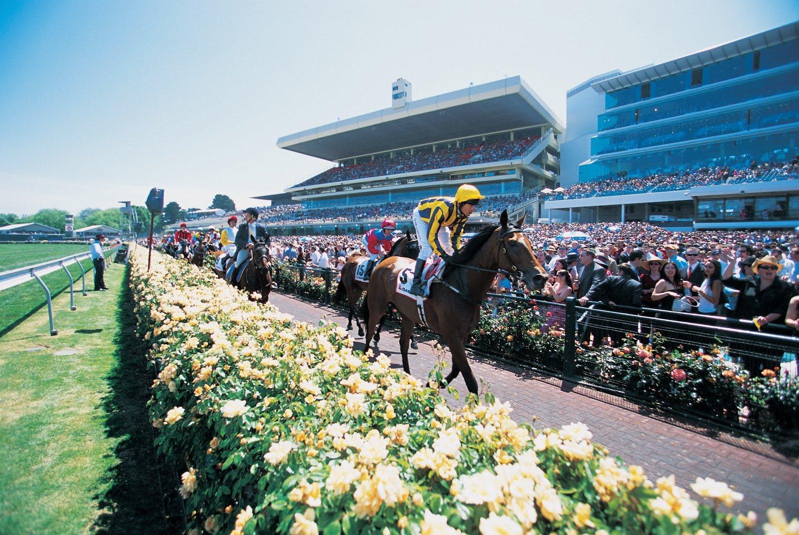 Australia's premier racing track is Flemington