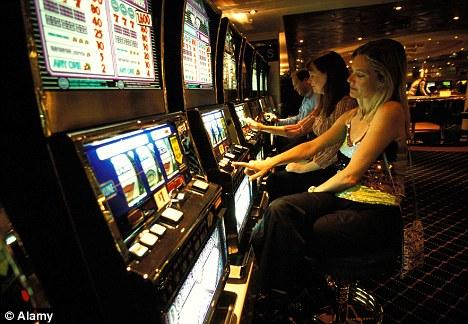 Slot players