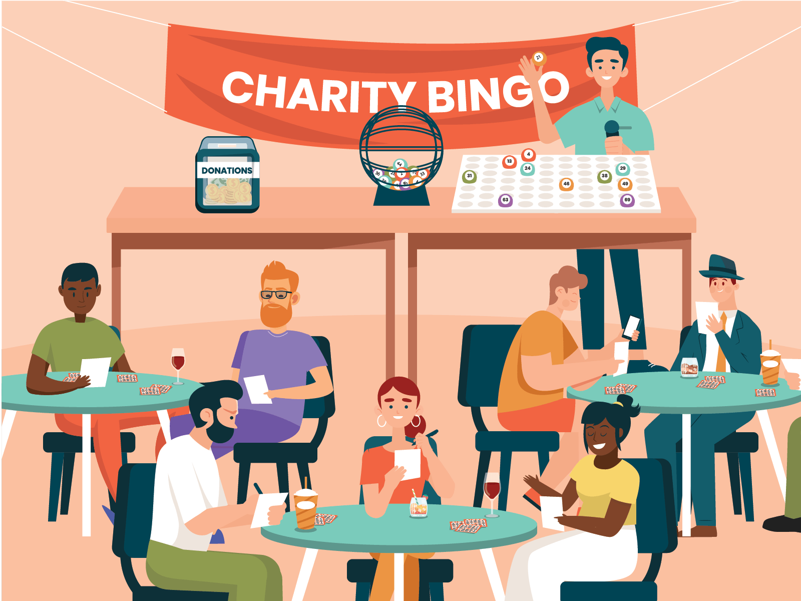How To Legally Host A Gambling Fundraiser