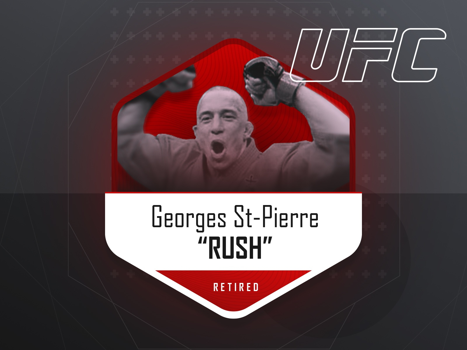Georges St-Pierre - UFC fighter