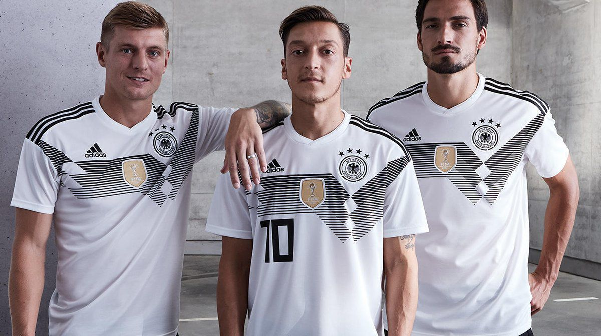 Germany football kit