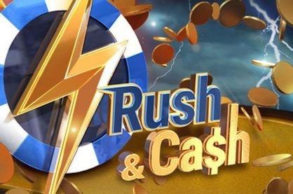 GGPoker's Rush & Cash