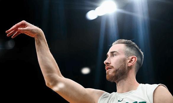 Gordon Hayward - NBA player