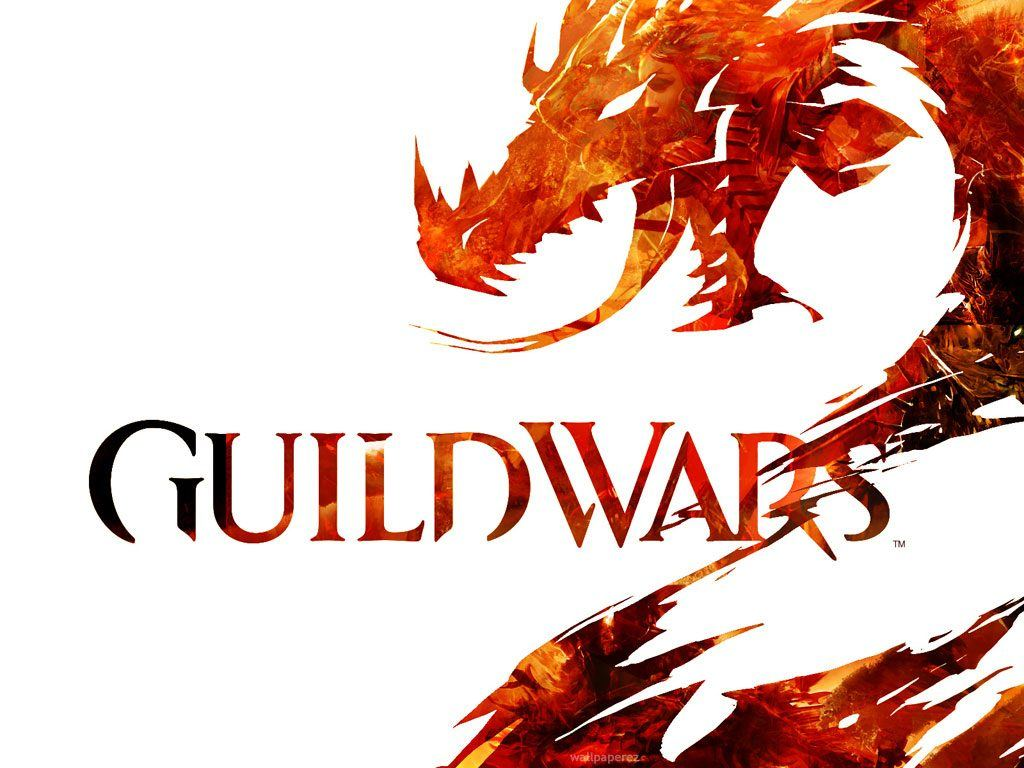 cover art for guild wars 2 game