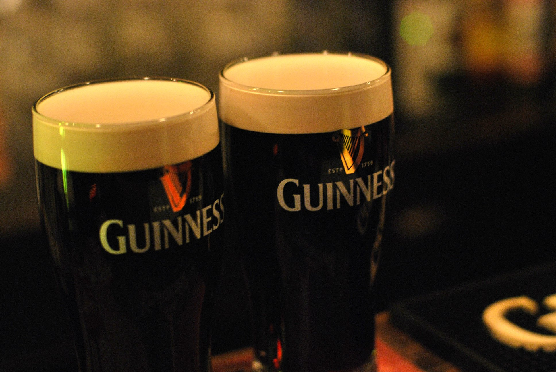 The Price Of A Guinness In Every State, Ranked From Cheapest To Most Expensive