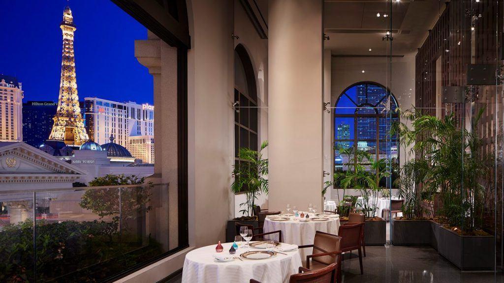 Restaurant Guy Savoy
