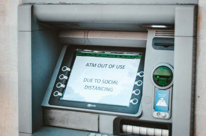 ATM out of order