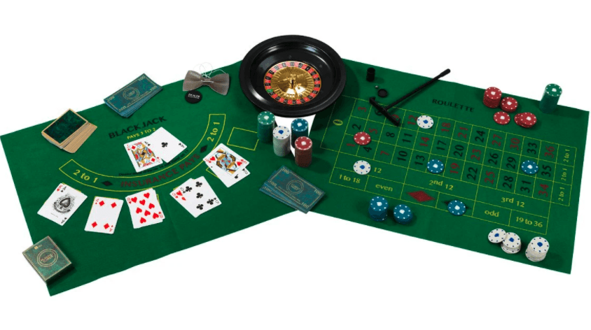 Host Your Own Casino Night by Talking Tables