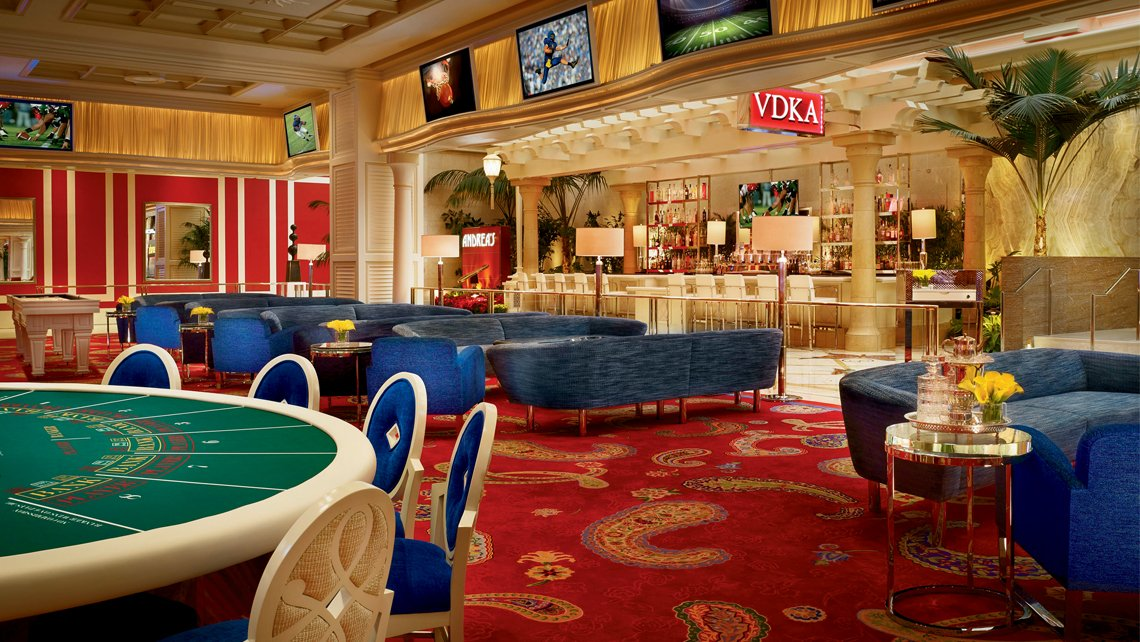 Encore Players Lounge Wynn Las Vegas