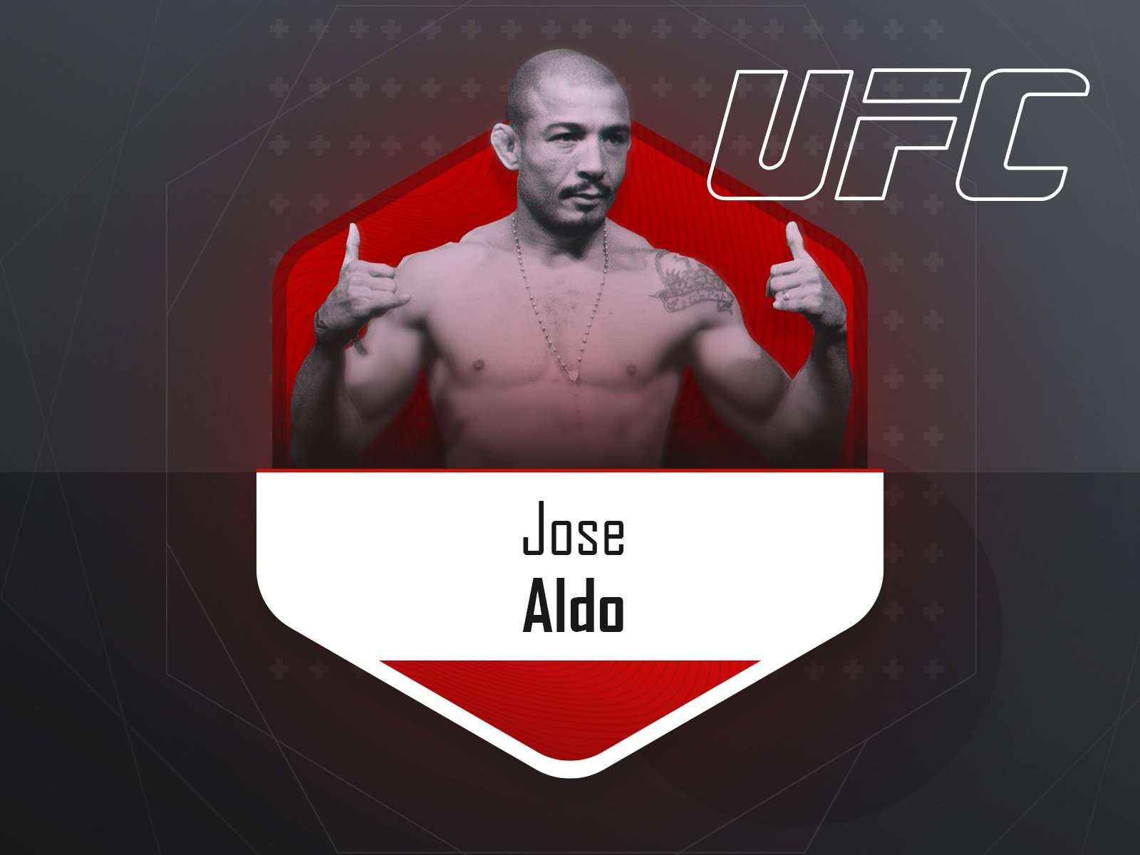 Jose Aldo - UFC fighter