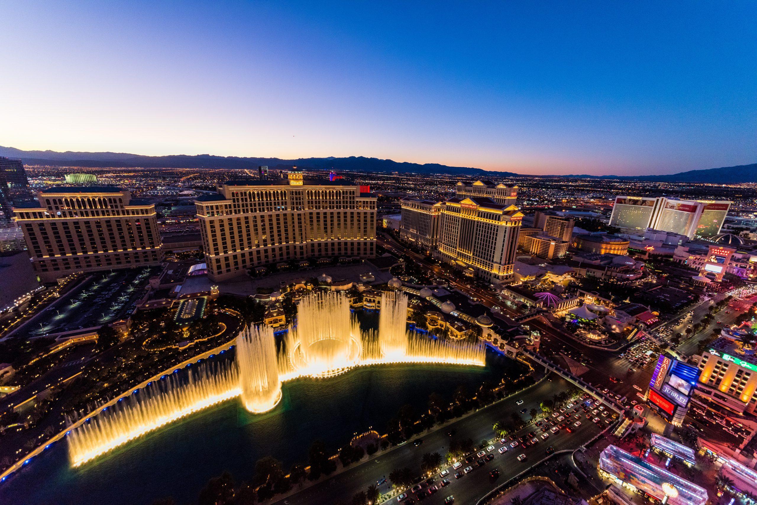 Best Time to Visit Vegas