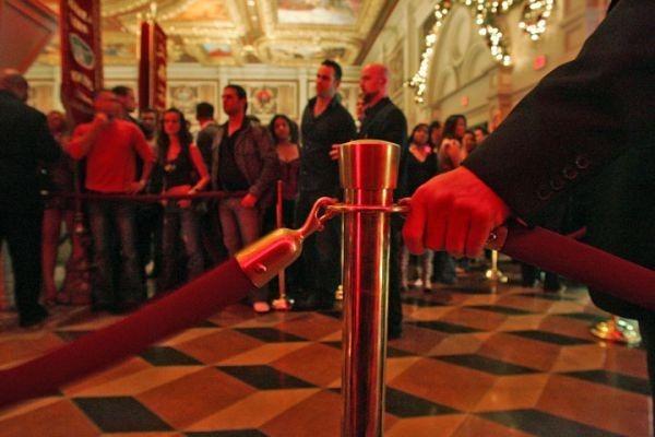 Las Vegas party 10