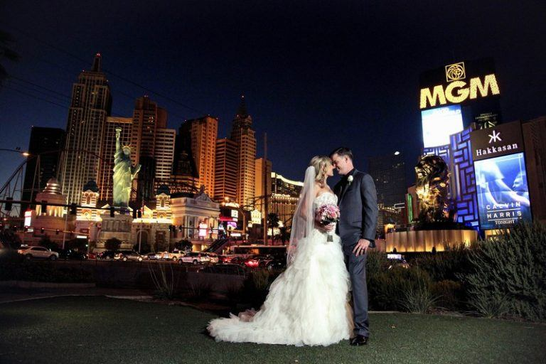 Just How Easy Is It To Get Married In Las Vegas