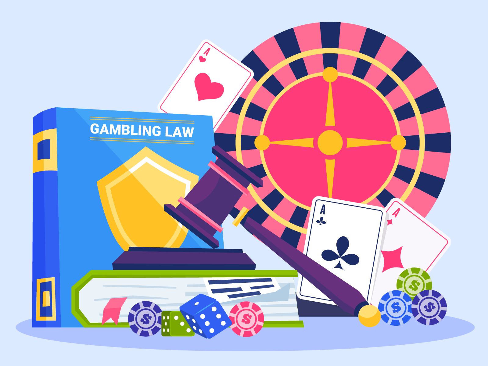 What Are The Benefits Of Legalized Gambling?