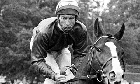 Lester Piggott - jockey