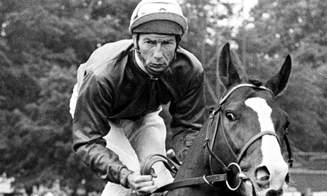 Due to his tall stature, Lester Piggott had to re-invent how to win horse races