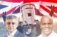 London mayor candidates 2021