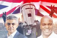 London mayor candidates 2021