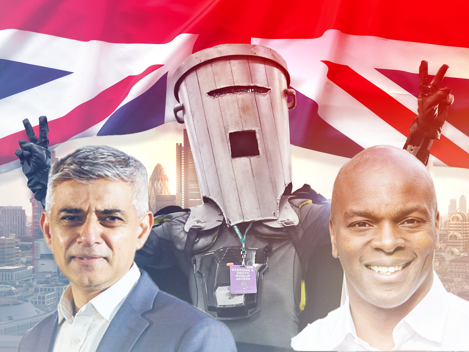 UK Politics Betting: London Mayor Odds 2021