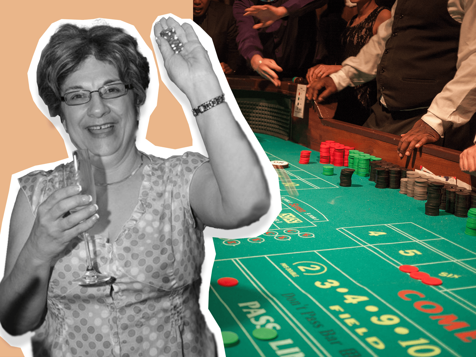 The Amazing Story Of The Grandma And The Longest Craps Roll In History