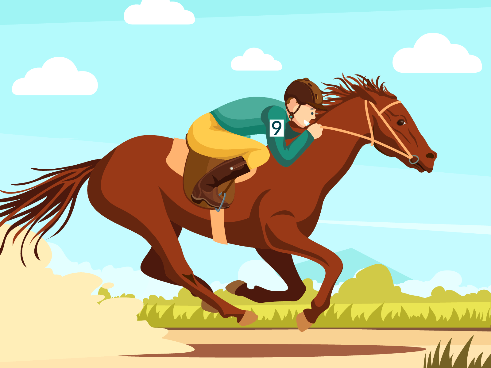 10 Things You Never Knew About Horse Jockeys