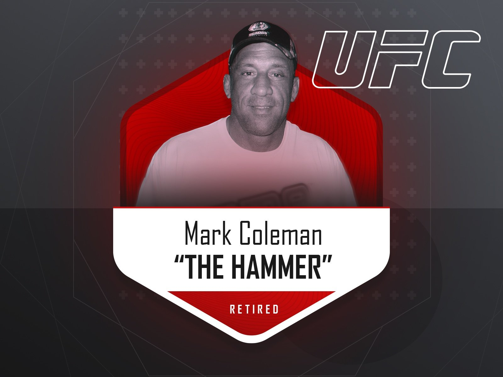 Mark Coleman - UFC fighter