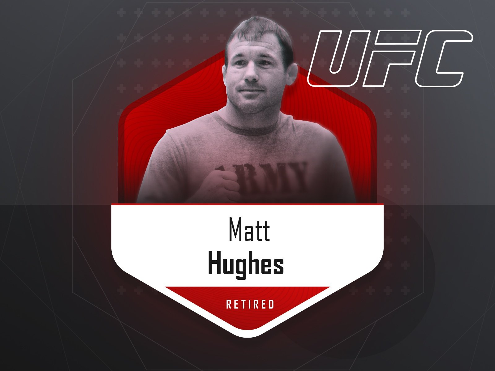 Matt Hughes - UFC fighter